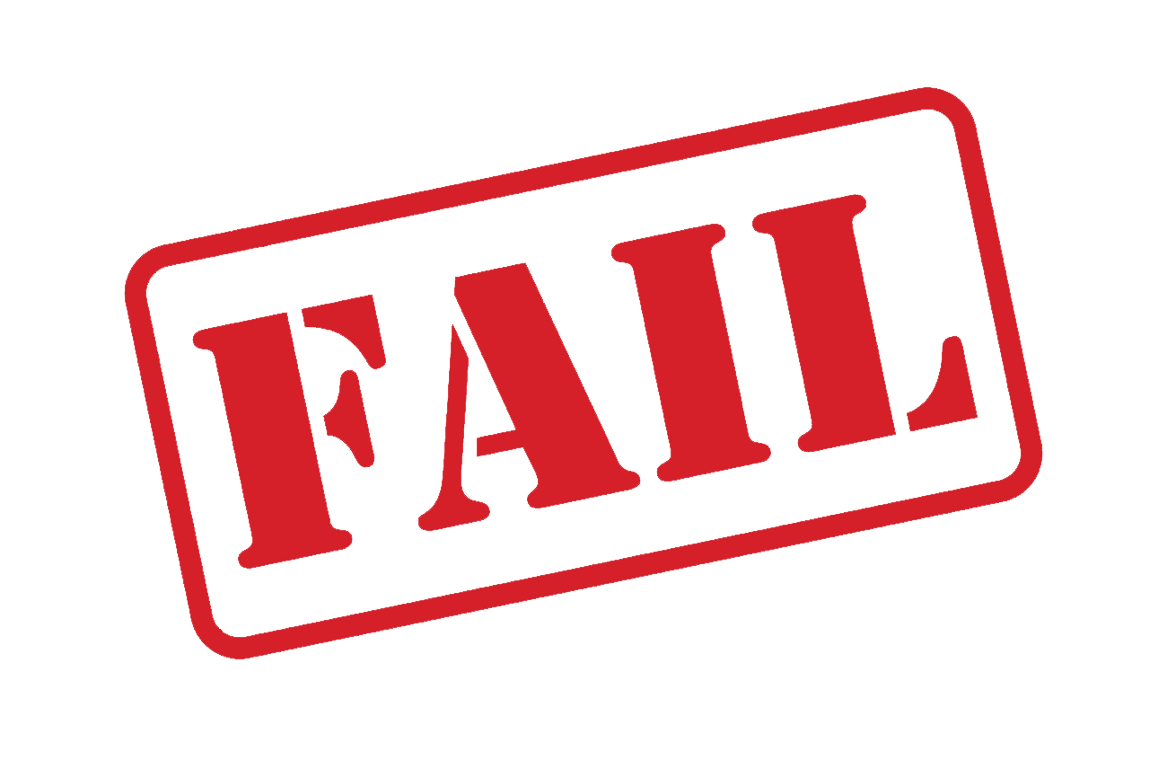 picture download Fail Stamp PNG Transparent Images