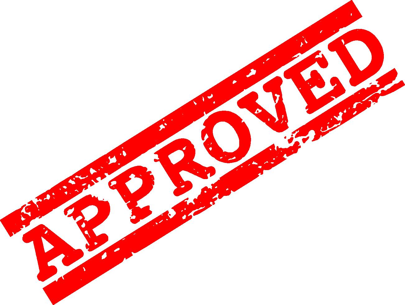 jpg stamp transparent approved #103721116