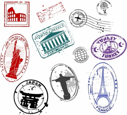 png library stock Vector stamp. Free download for commercial