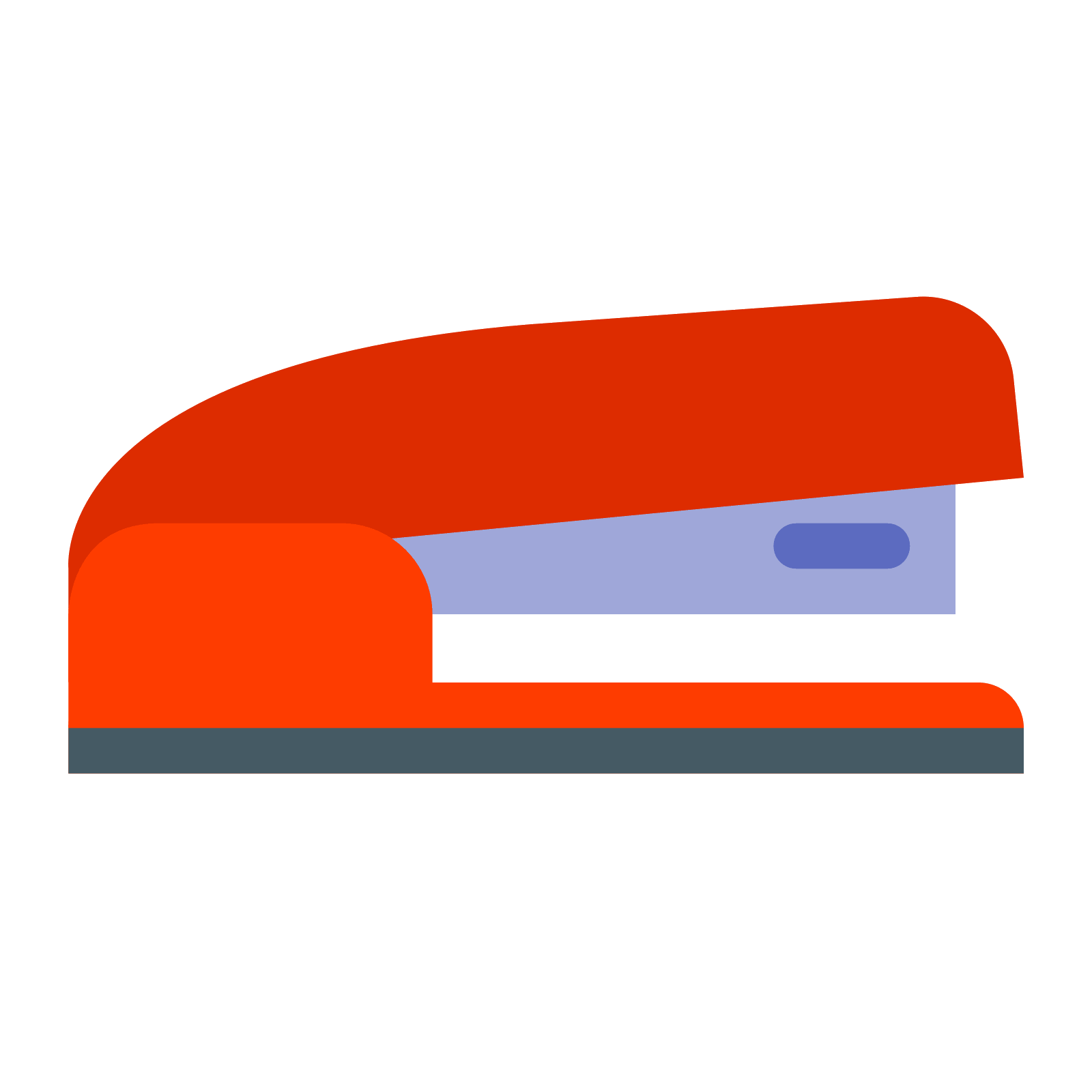 svg royalty free library Stapler Icon