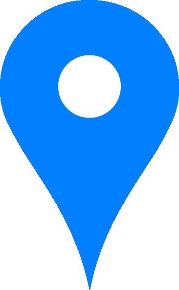 vector stock Blue Pin Clip Art at Clker