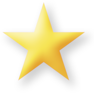 free library Star D Yellow Large