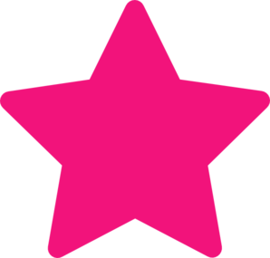 jpg download Pink Star Clipart