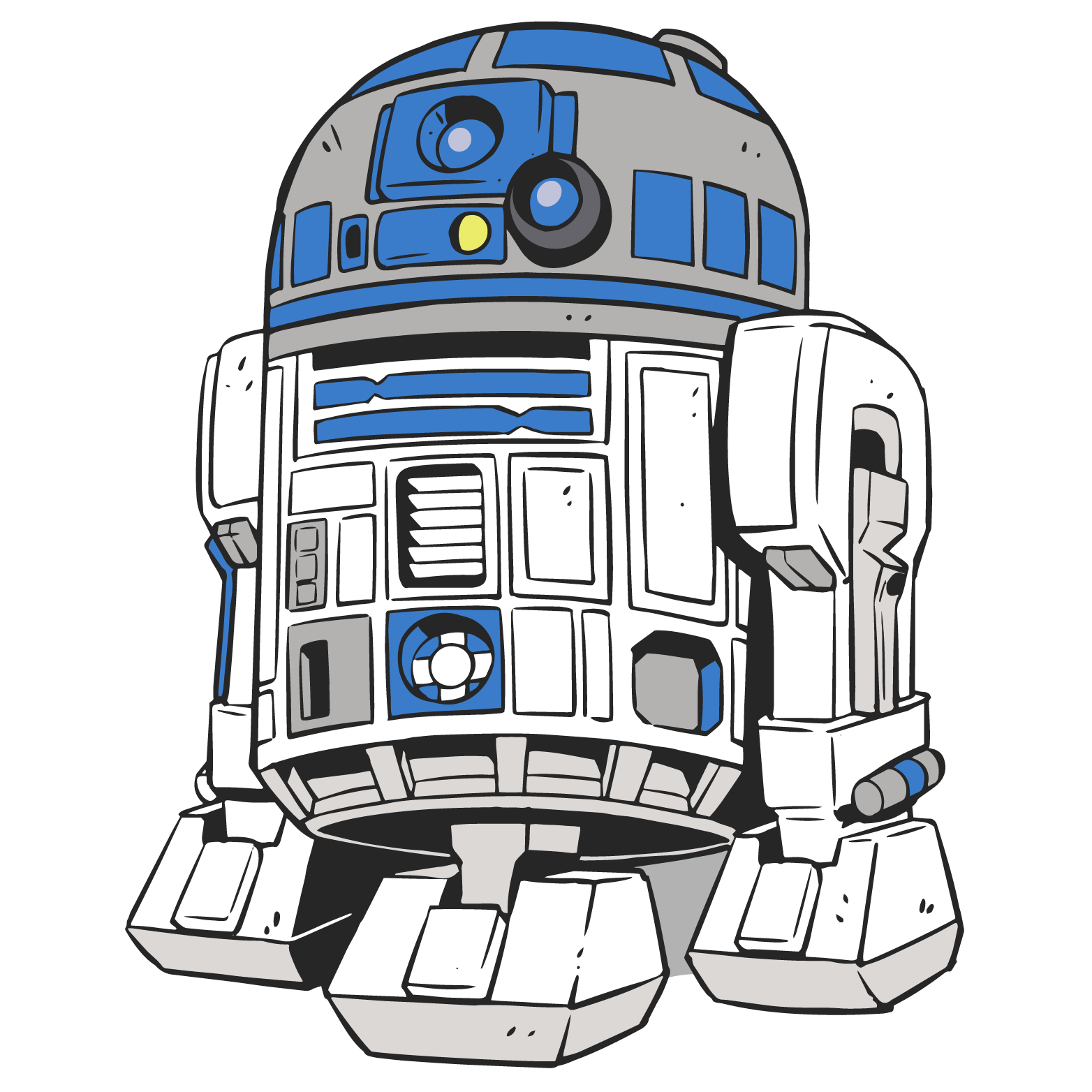 vector transparent download Clone Wars Clipart at GetDrawings