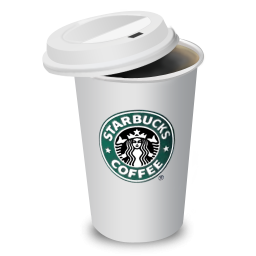 clip art library Mug free on dumielauxepices. Latte clipart tumbler starbucks.