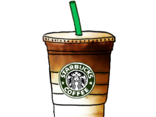 vector freeuse library Cliparts x carwad net. Starbucks clipart