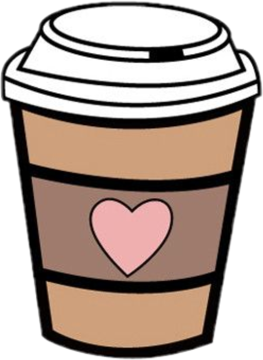 jpg freeuse stock Sccoffee coffeecup coffeeshop heart. Starbucks coffee cup clipart