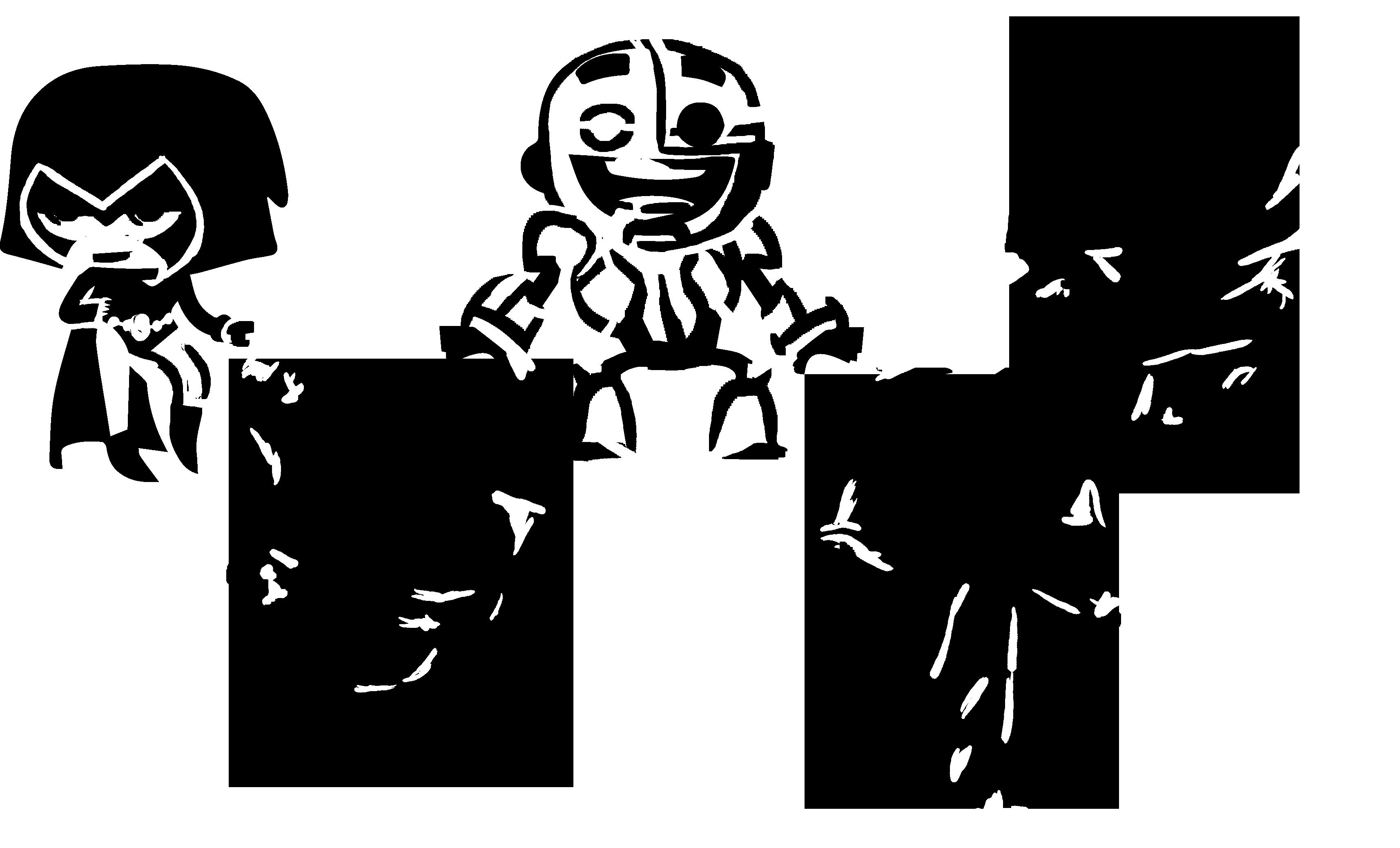 jpg starfire drawing black and white #103758421