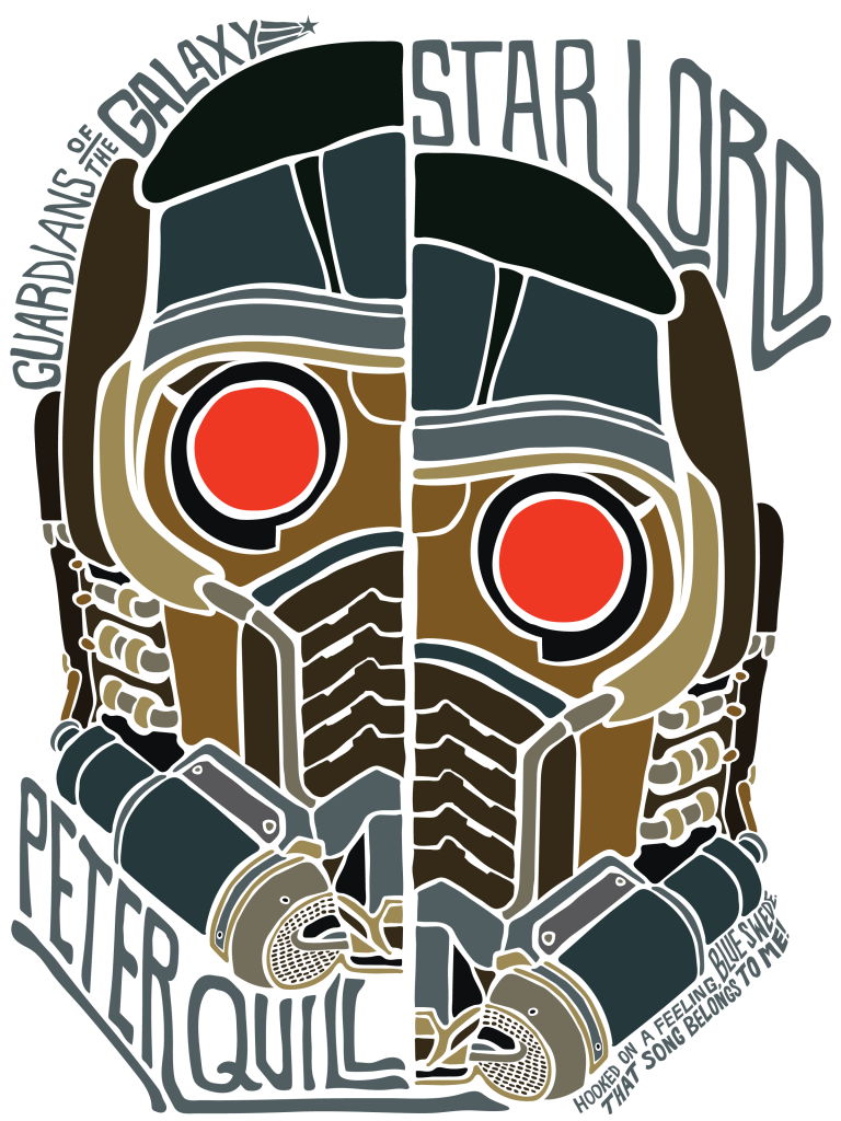 graphic transparent download starlord drawing mask #115872732