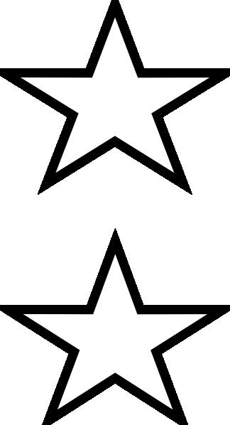 jpg stock Clip art at clker. Stars black and white clipart
