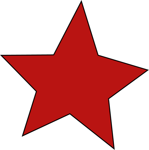 clip art transparent Star Clipart
