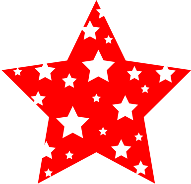 picture freeuse stock christmas stars clipart #61019751
