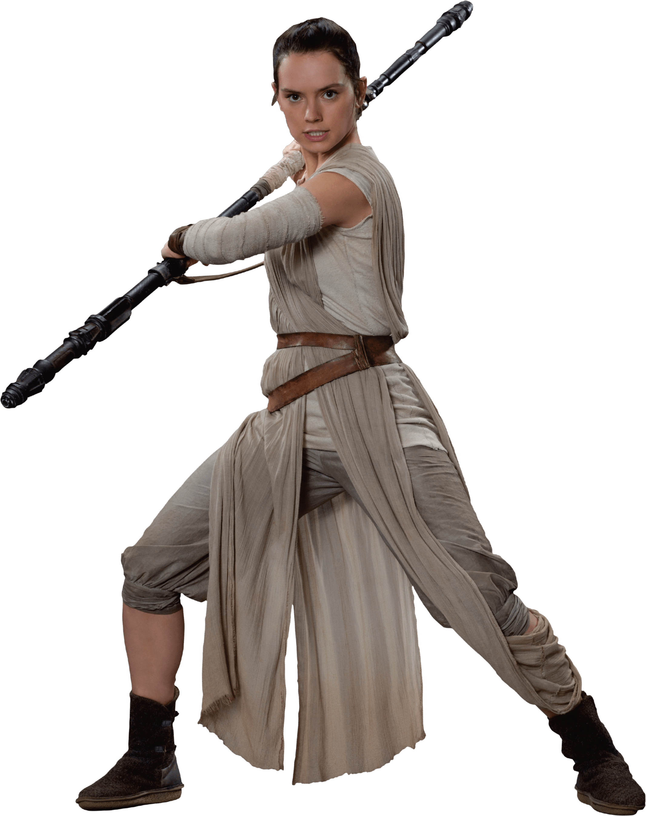 picture royalty free Rey transparent. Star wars skywalker png.