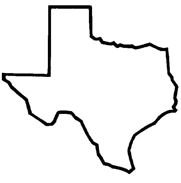 picture library download State of texas clipart. Free clip art pictures