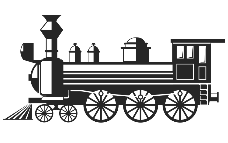 graphic transparent library Station clipart railcar. About firebox grill the