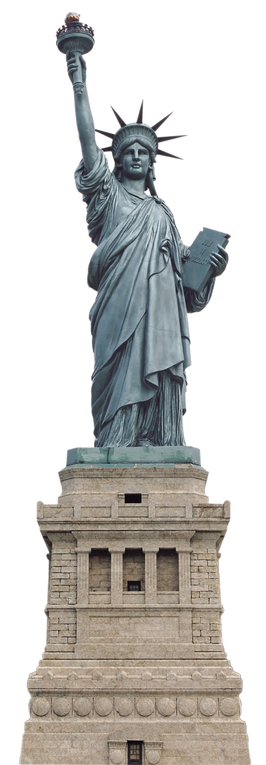 vector freeuse library Statue of png images. Liberty clipart transparent.