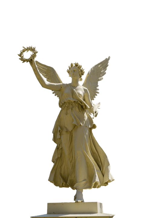 graphic transparent stock Angel png stickpng . Statue transparent