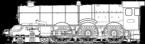 free library Steam locomotive