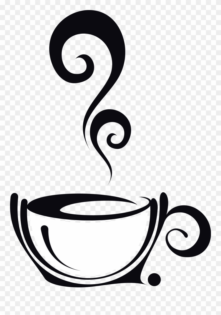 clipart freeuse Cafe clip art transprent. Steaming coffee mug clipart