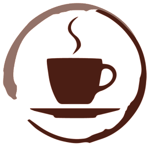 banner free download Saturday pm logo important. Steaming cup of coffee clipart