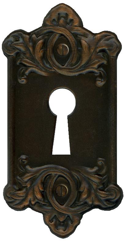 graphic royalty free stock Retro vintage key plate. Vector door old
