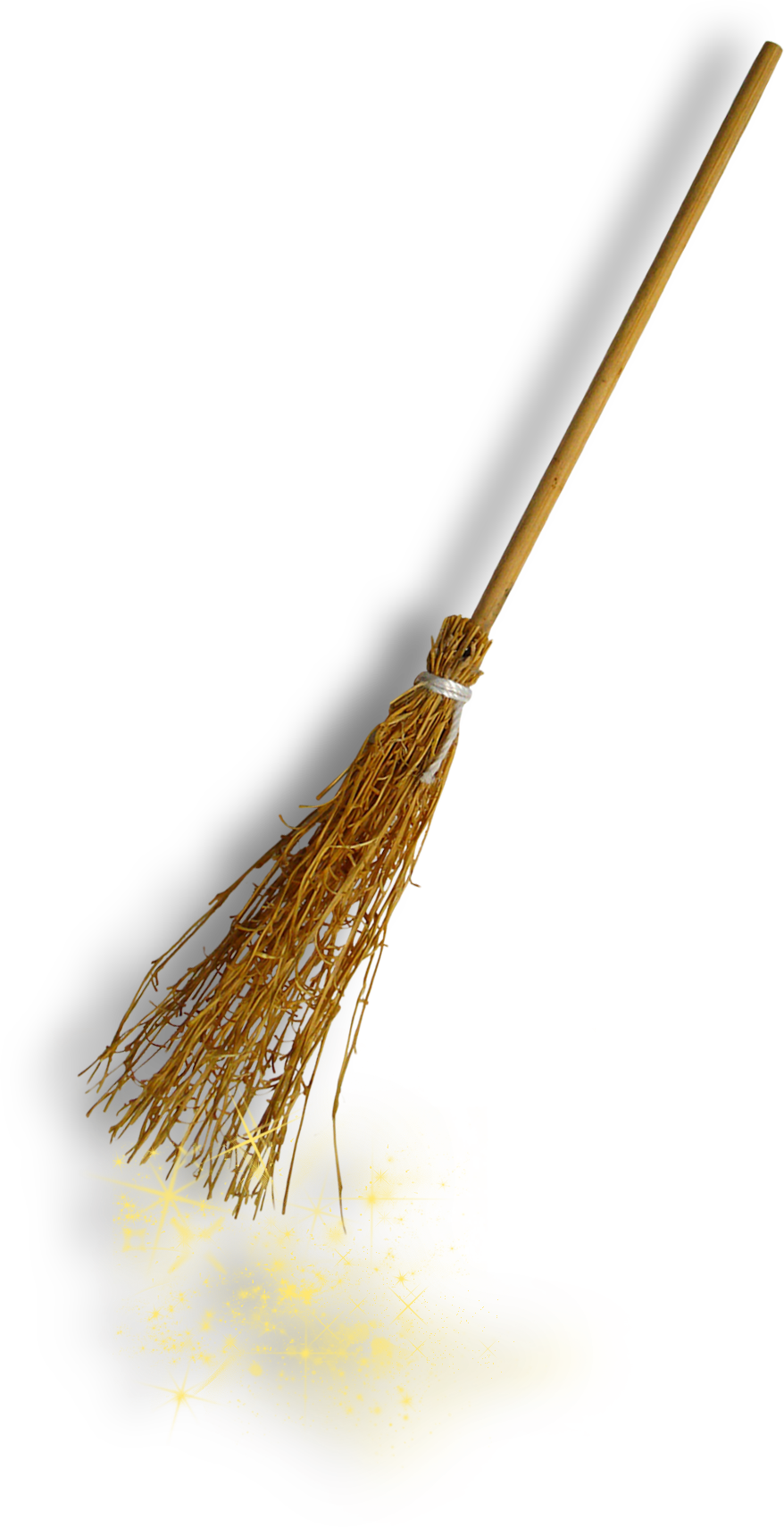library Collection of free Broomstick clip