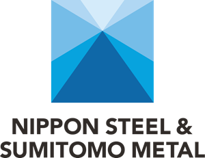 stock Nippon Steel and Sumitomo Metal Logo Vector