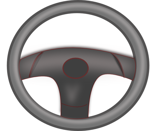 jpg royalty free Steering wheel clipart png. Black clip art at
