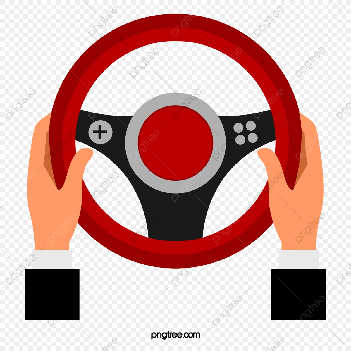 jpg black and white download Hands on steering wheel clipart. Hand vector .