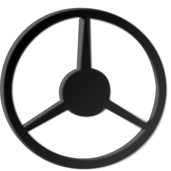 svg free stock Clipart wheel. Driving steering free on.