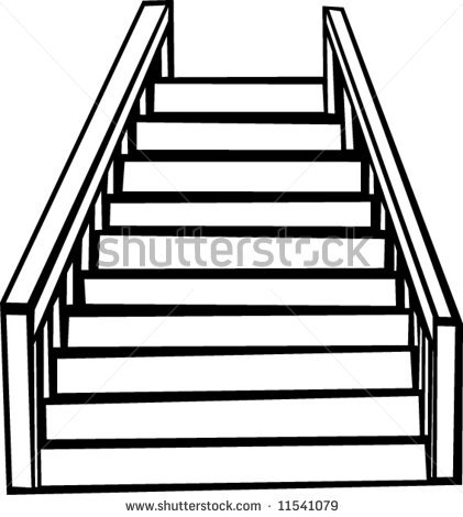 clip art free stock Stair free download best. Steps clipart design