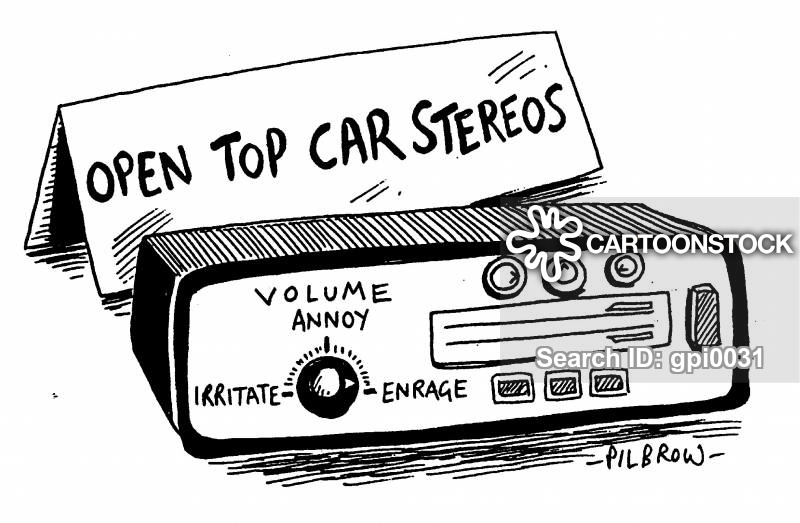svg library download Car Stereo Cartoons and Comics