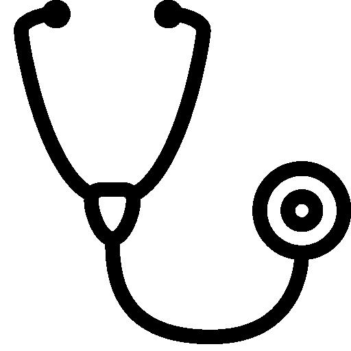 vector freeuse stethoscope transparent symbol #115891199