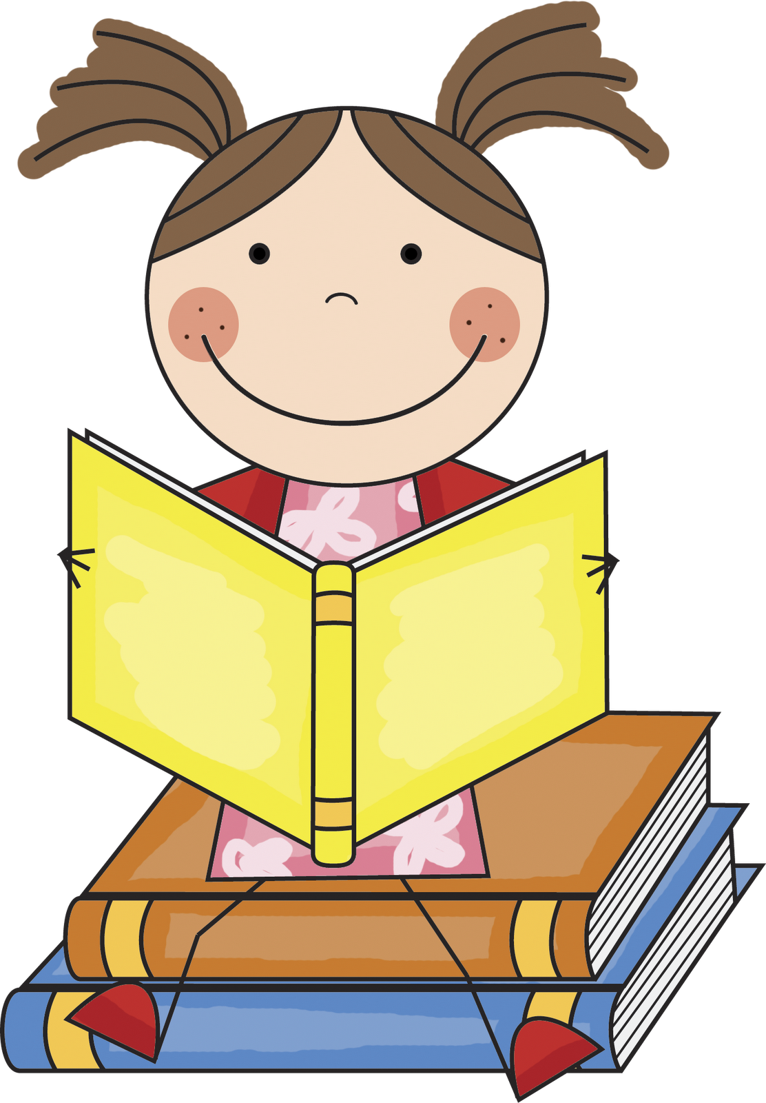 picture stock Stick kids reading clipart. Letters format child cliparts