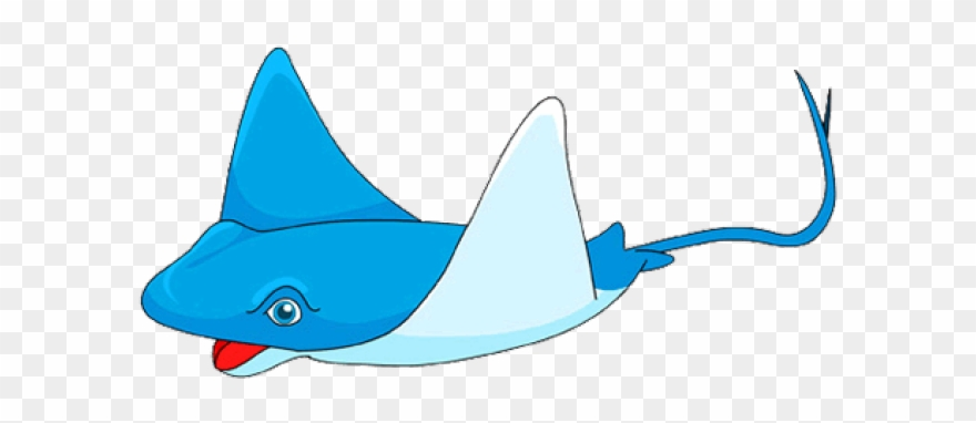 graphic free Stingray clipart. Pinclipart