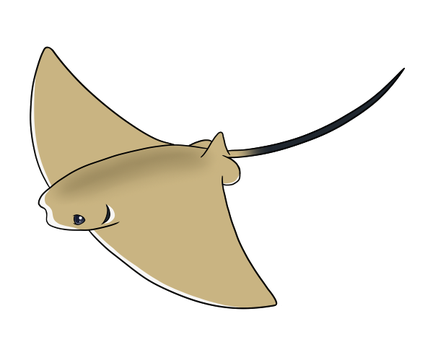 clip freeuse download Stingray clipart. Cartoon free on dumielauxepices
