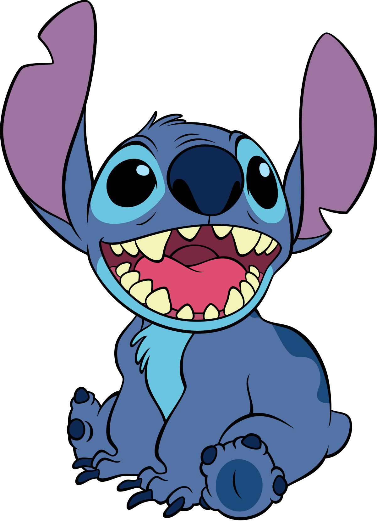 svg transparent Good Looking Pictures Of Stitch