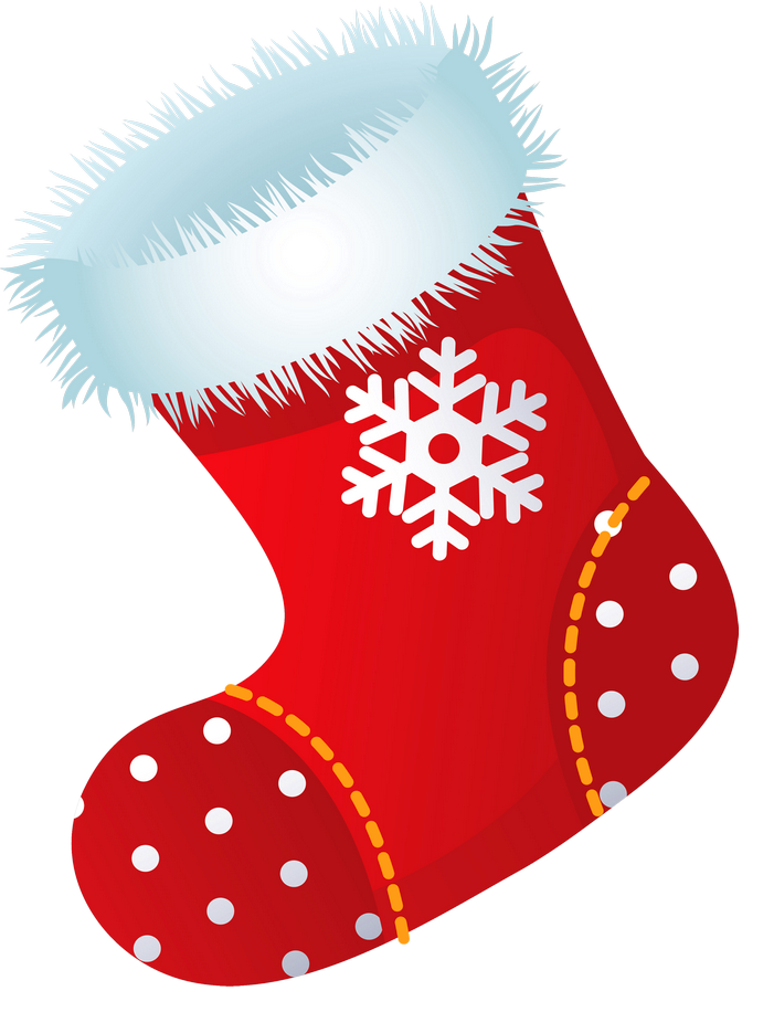 png download Christmas . Stocking clipart