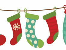 clip art download Stocking clipart. Christmas stockings happy new