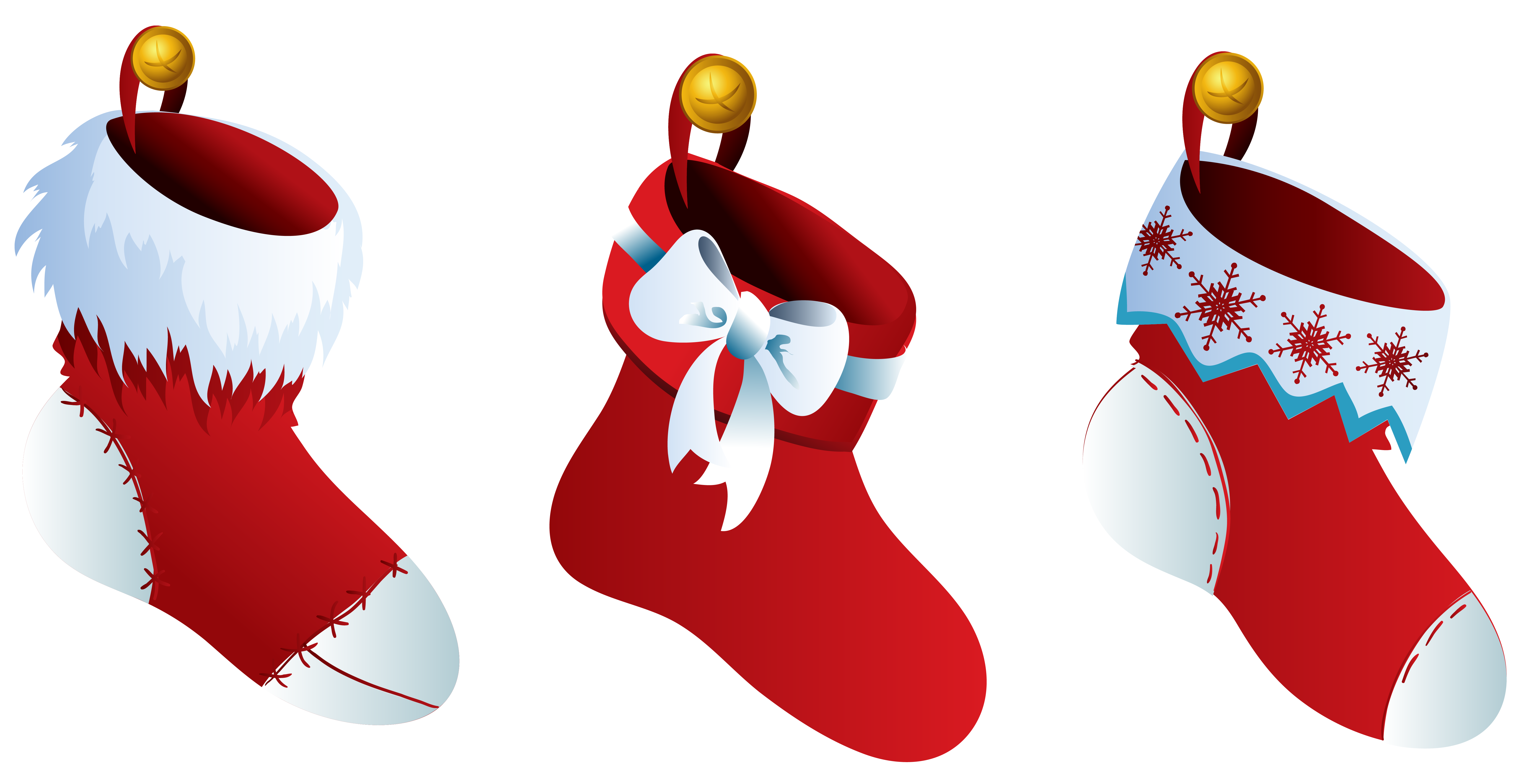 jpg free download Stocking clipart. Beautiful looking christmas transparent