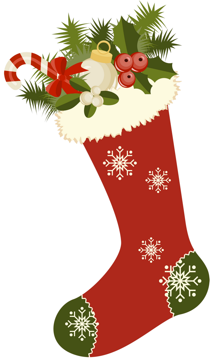 picture library Stockings clipart. Vintage christmas printibles digi.