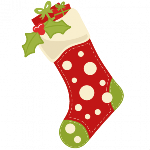clip art free stock Christmas Stocking Clipart christmas stocking svg scrapbook cut file