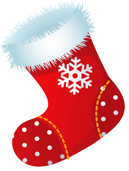 png black and white library Stocking clip stockings clipart. Christmas art.