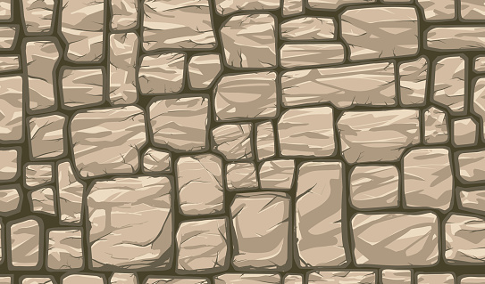 freeuse library Stone wall clipart.  clipartlook