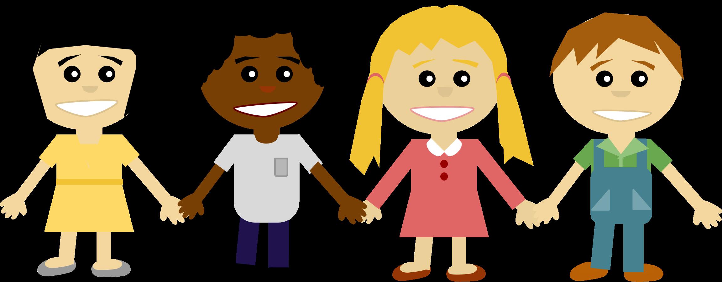 vector stock Kids worship clipart. Image for free children