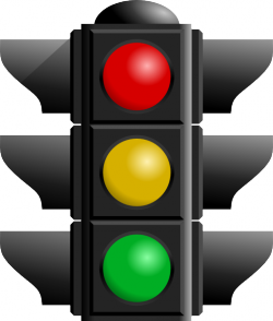 royalty free download Traffic clip art vector. Stoplight clipart source light