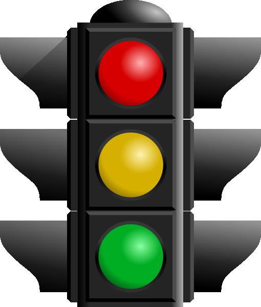 jpg transparent download Traffic Light Clip Art at Clker