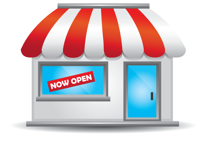 vector freeuse download Storefront . 100 clipart swag