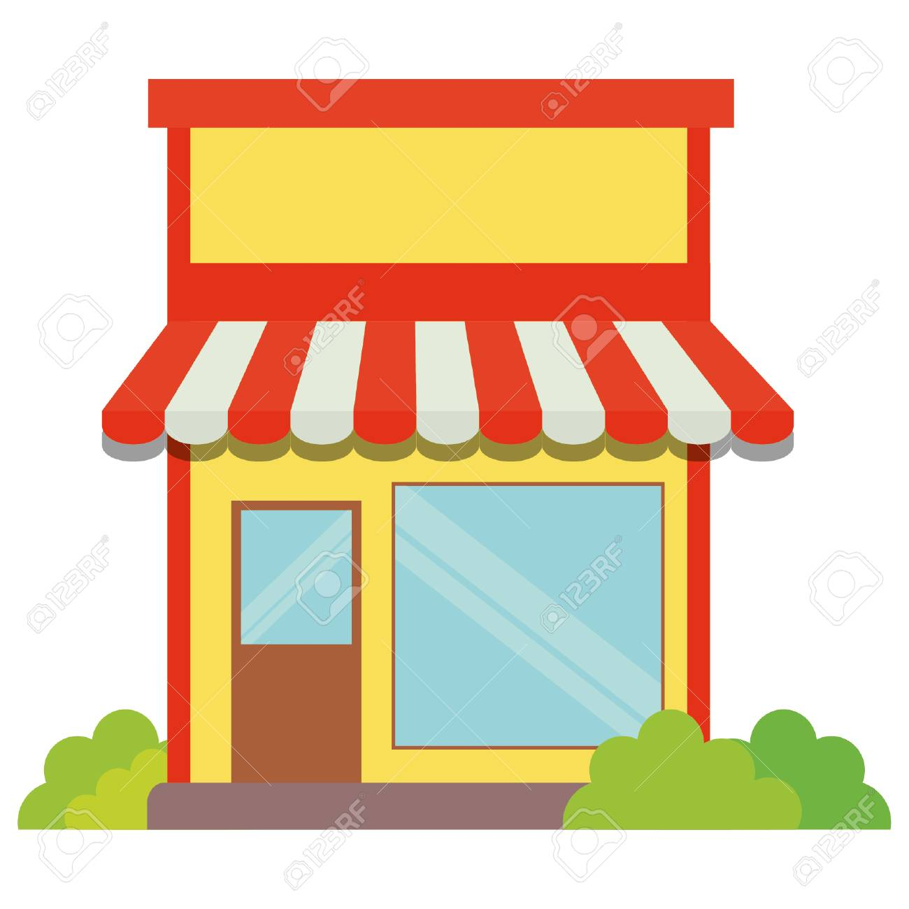 png Free download best . Storefront clipart