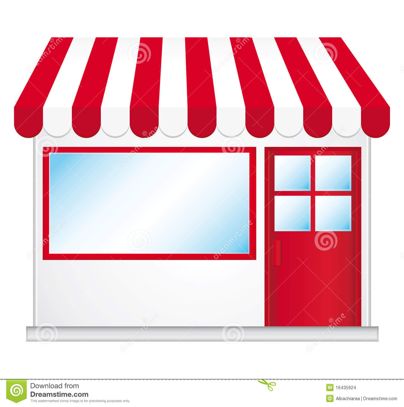 image freeuse library Storefront free download best. Supermarket clipart shopfront